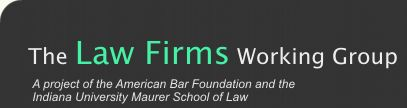 Image used for site name 'The Law Firms Working Group'